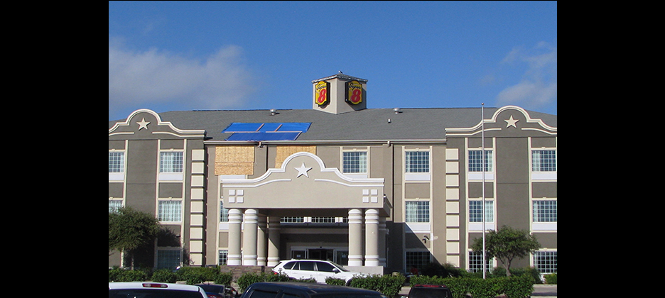 Super 8 Hotel |Received additional settlement of $48,580.00